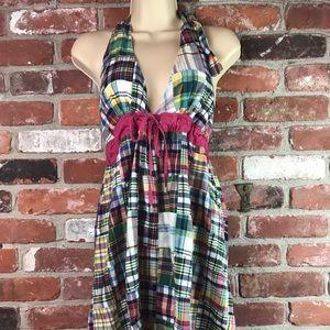 Lanz halter dress size XL